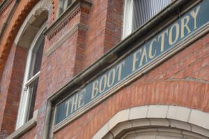 The Boot Factory 1B 5