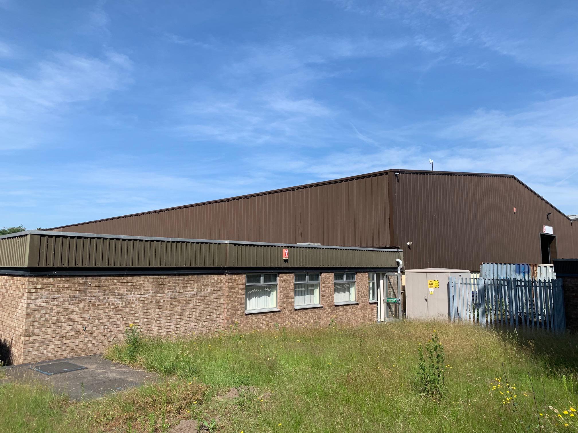 Unit 3 - Cherwell Enterprise Park, Hortonwood 2, Telford, Shropshire, TF1 7GW