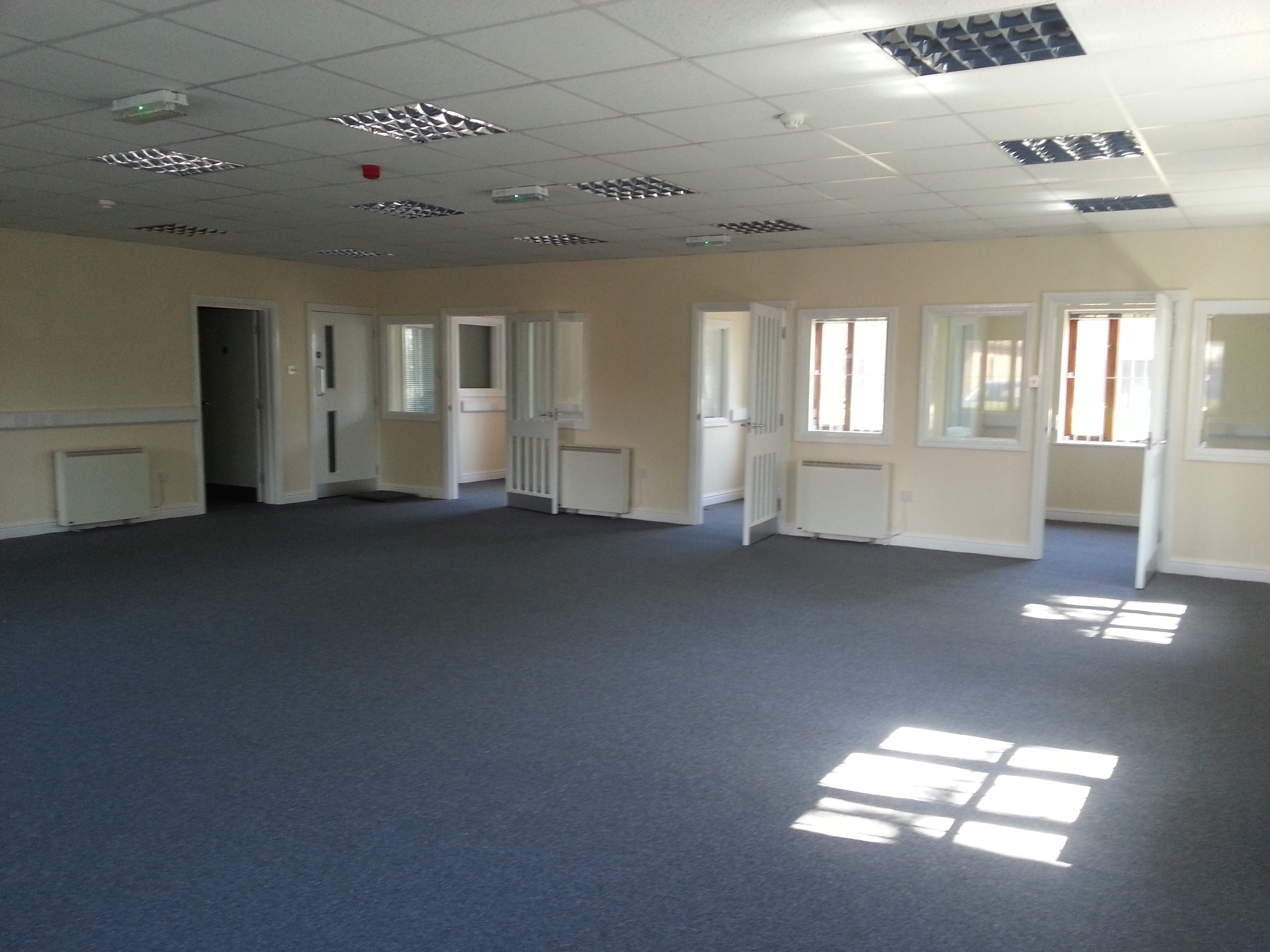 Rear Suite - Chestnut House, Kingswood Business Park, Holyhead Road, Albrighton, WV7 3AU