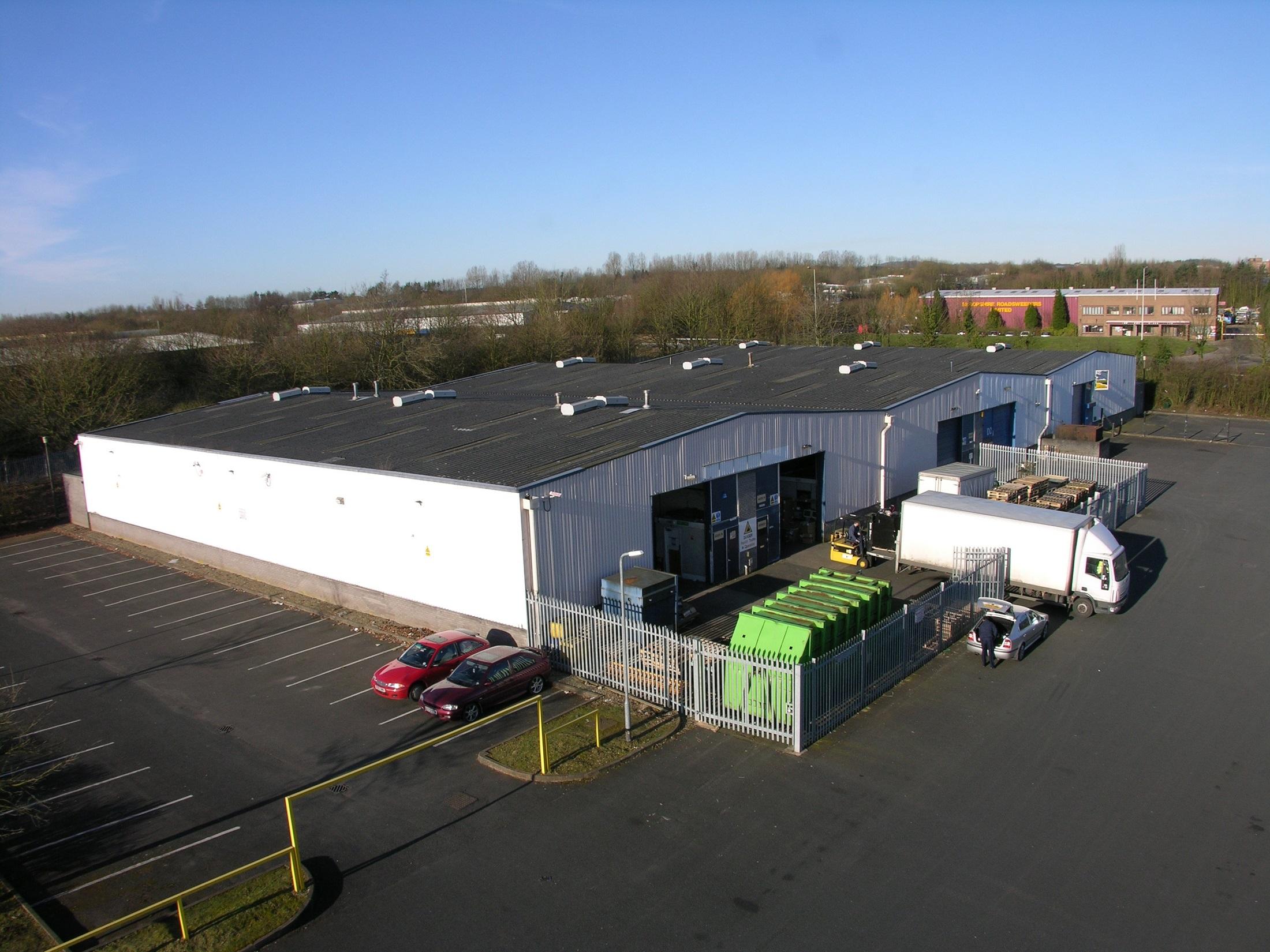 Unit D5 - Stafford Park 4, Telford, Shropshire, TF3 3BA