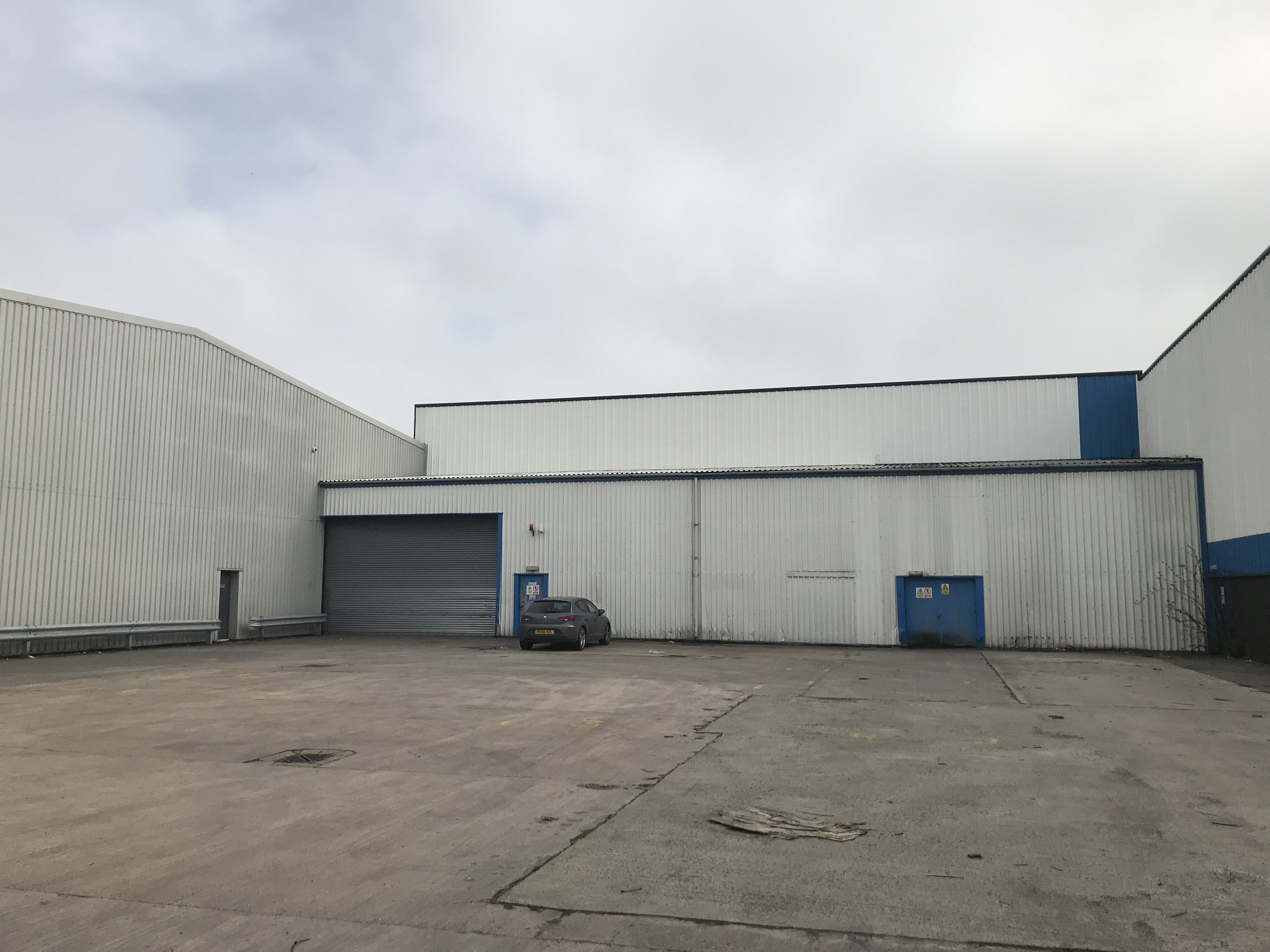 Unit 3 - Epic Park, Halesfield 6, Telford, Shropshire, TF7 4BF