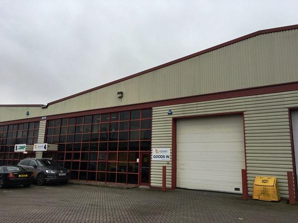 Unit 4 - Hortonwood 32, Telford, Shropshire, TF1 7EU