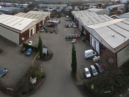 Unit 9 - Hortonwood 32, Telford, Shropshire, TF1 7EU