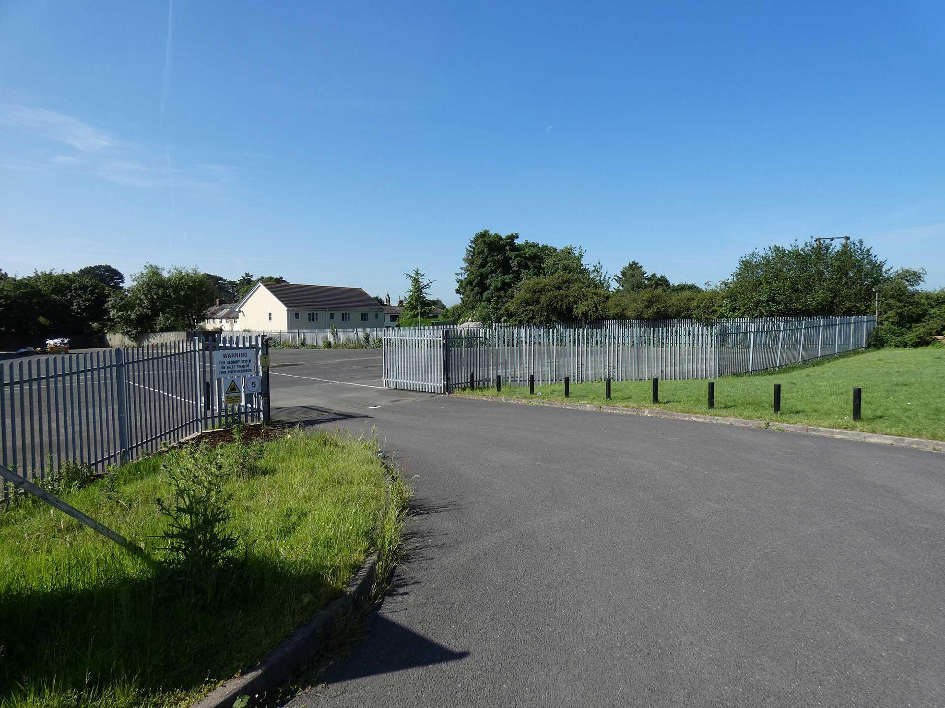 Kalmar House Yard - Express House Yard, Clayton Way, Oxon Business park, Shrewsbury, Shropshire, SY3 5AL