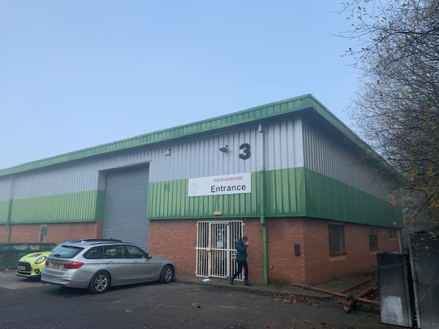 Unit 3 - Sovereign Park, Halesfield 24, Telford, TF7 4NZ