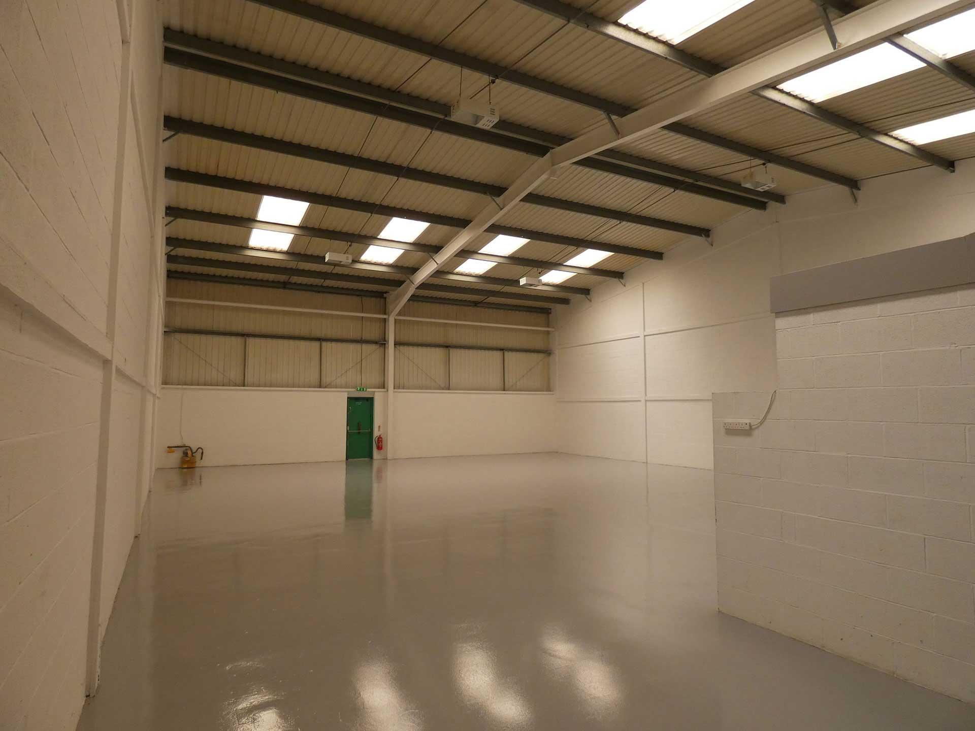 Unit 3 QWL - Unit 3, Stafford Park 17, Queensway Link Industrial Estate, Telford, Shropshire, TF3 3DN