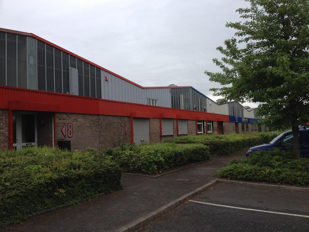 Unit B7 - Hortonwood 10, Telford, Shropshire, TF1 7ES