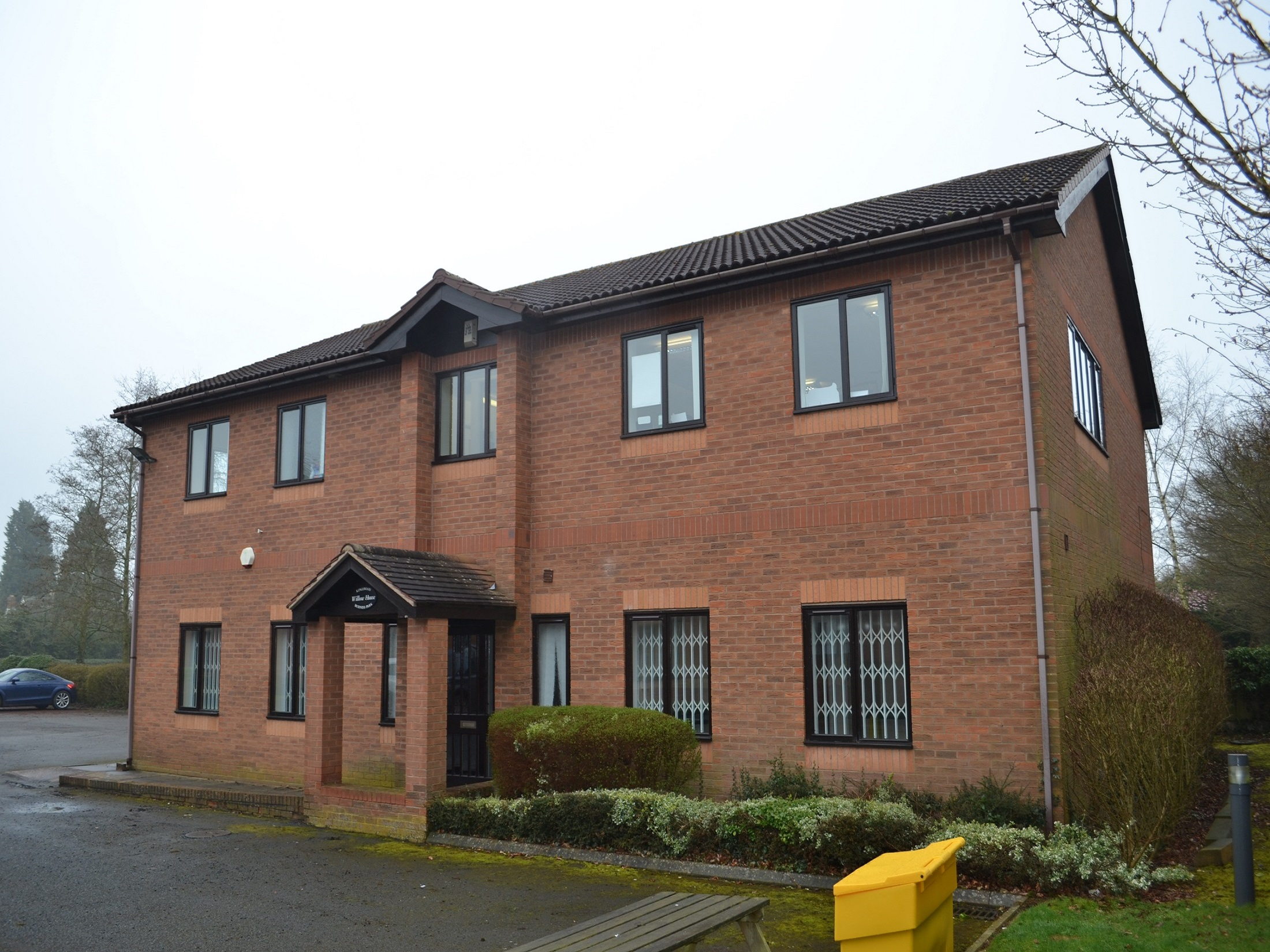 Willow House (Suite 1) - Kingswood Business Park, Holyhead Road, Albrighton, Wolverhampton, WV7 3AU